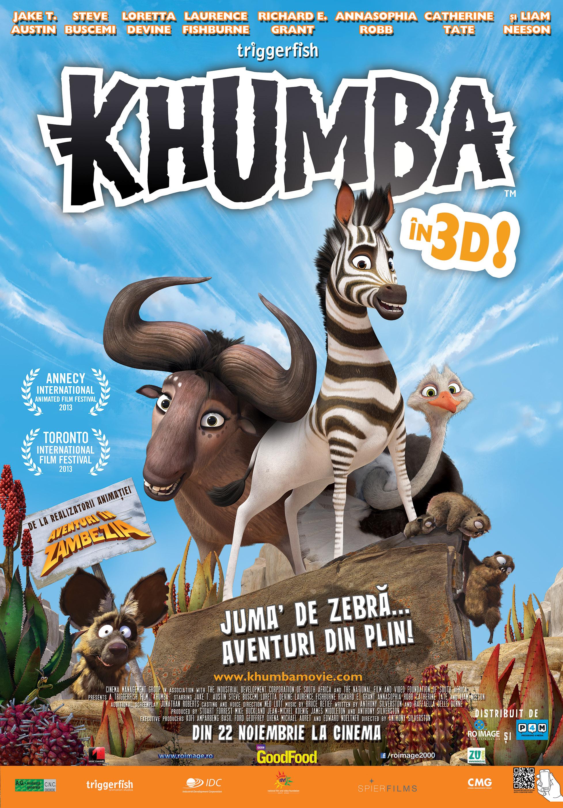 Khumba - 3D