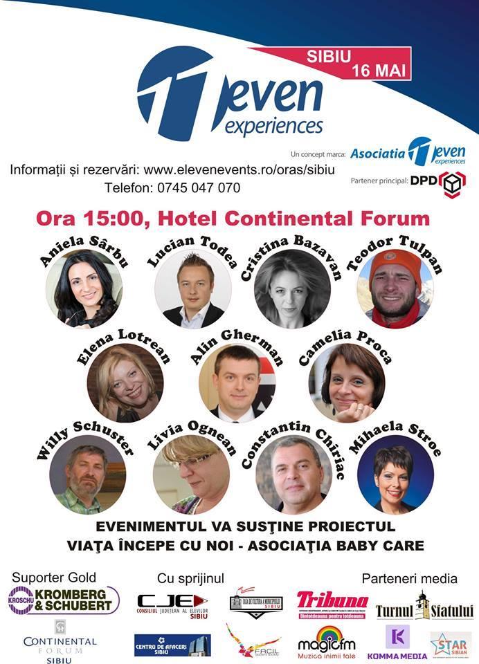 11even Experiences Sibiu