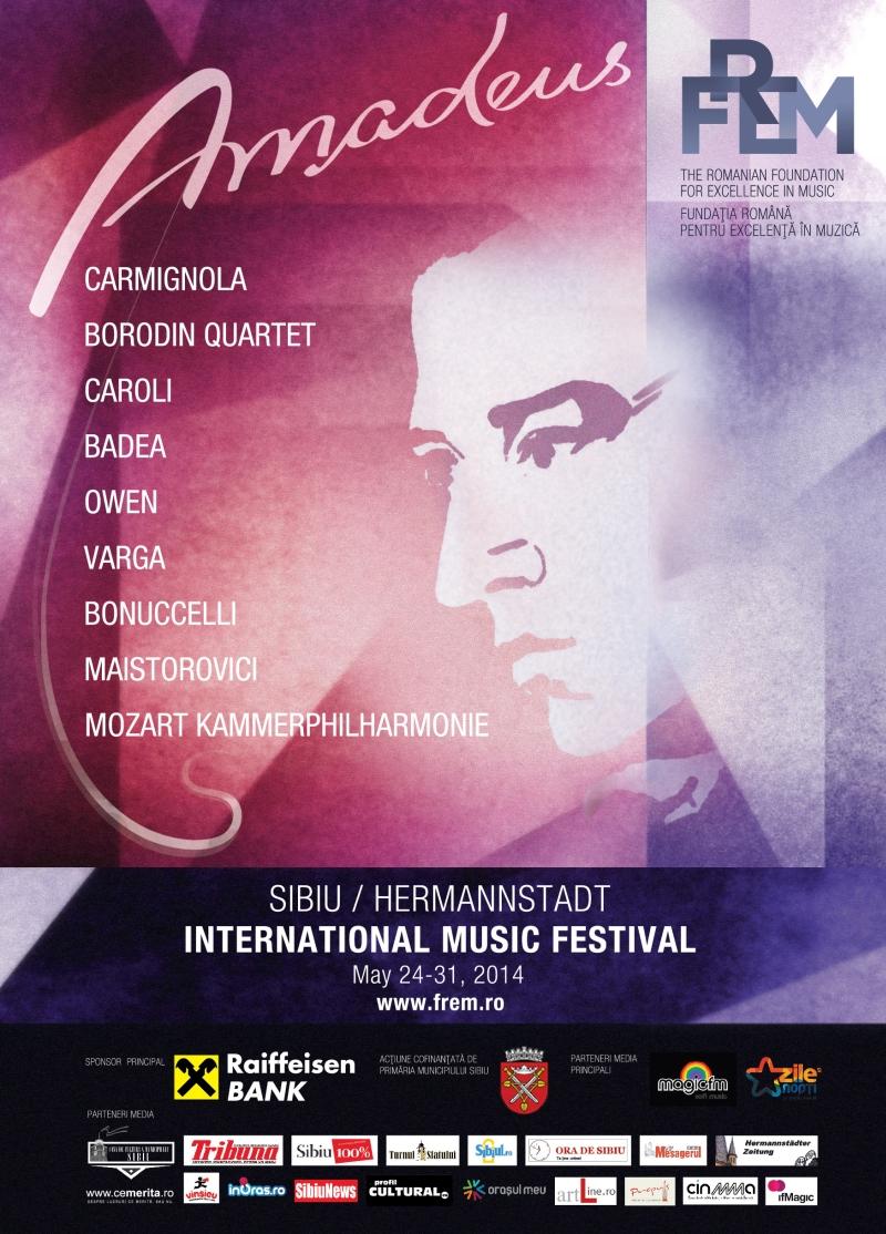 Festivalul Internațional de Muzică Sibiu/Hermannstadt 2014