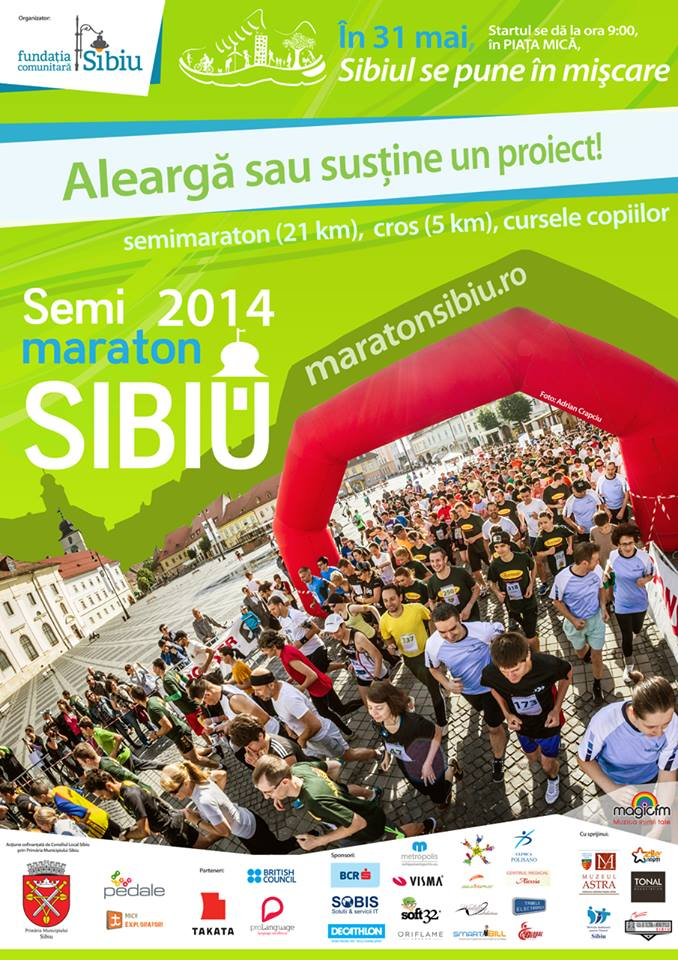 SemiMARATON Sibiu 2014