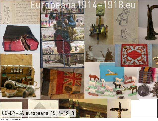 campania Europeana 1914-1918