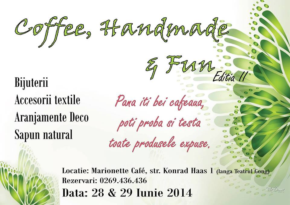 Coffee, Handmade & Fun