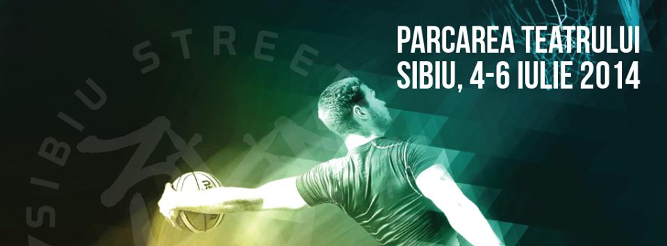 Sibiu Streetball 2014