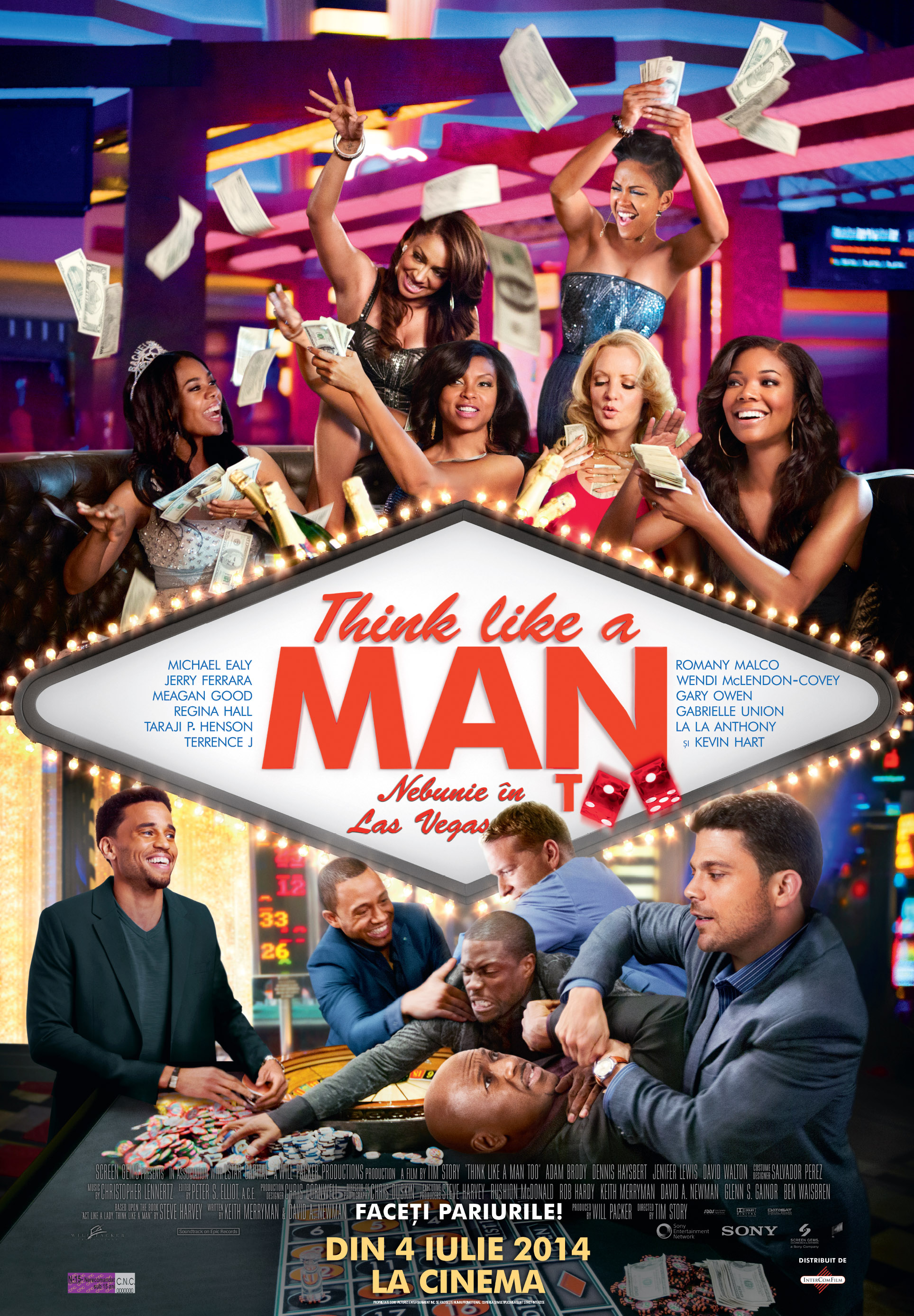 Think Like a Man Too: Nebunie in Las Vegas (Premiera)