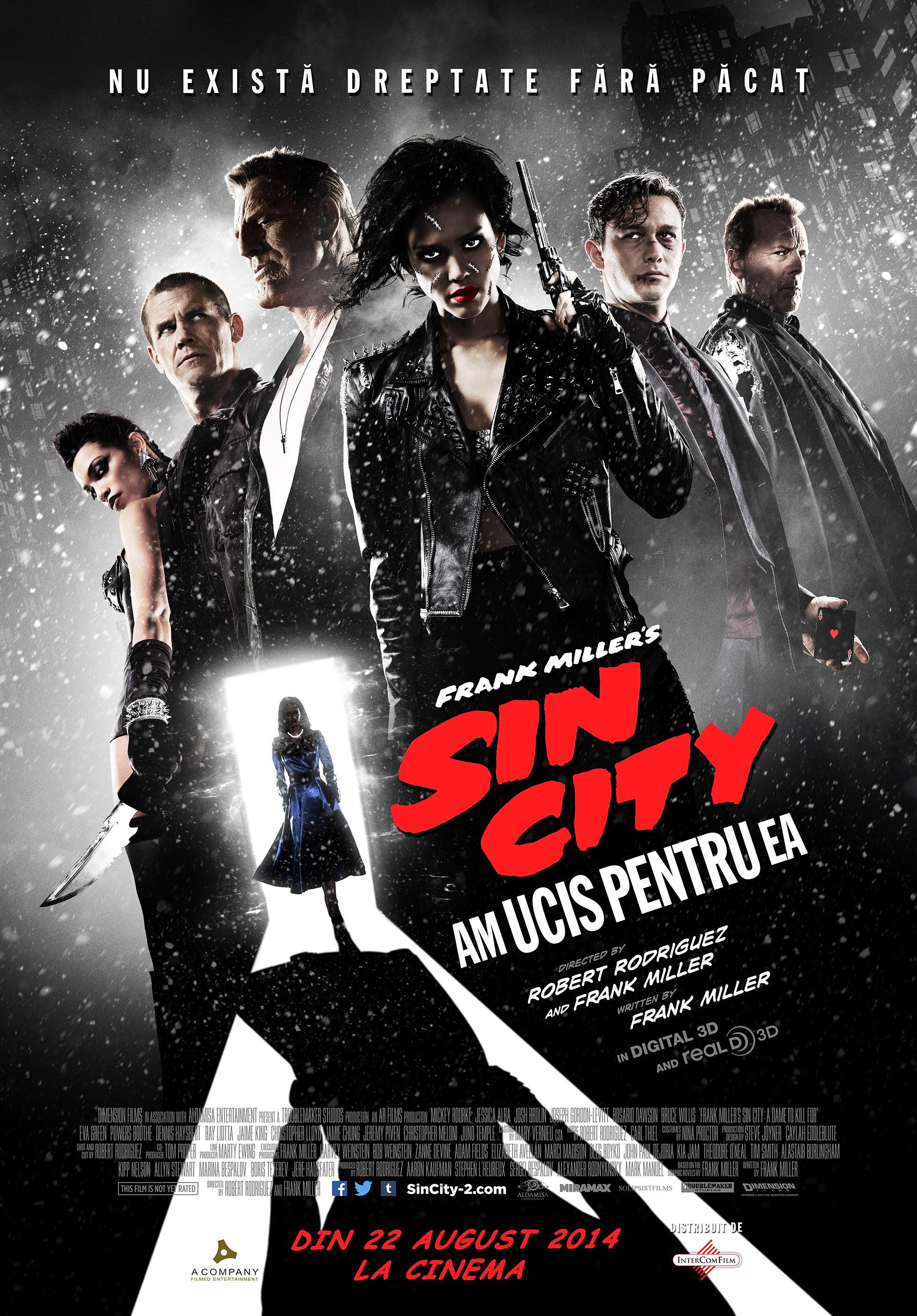 Sin City: Am ucis pentru ea   (Premiera)