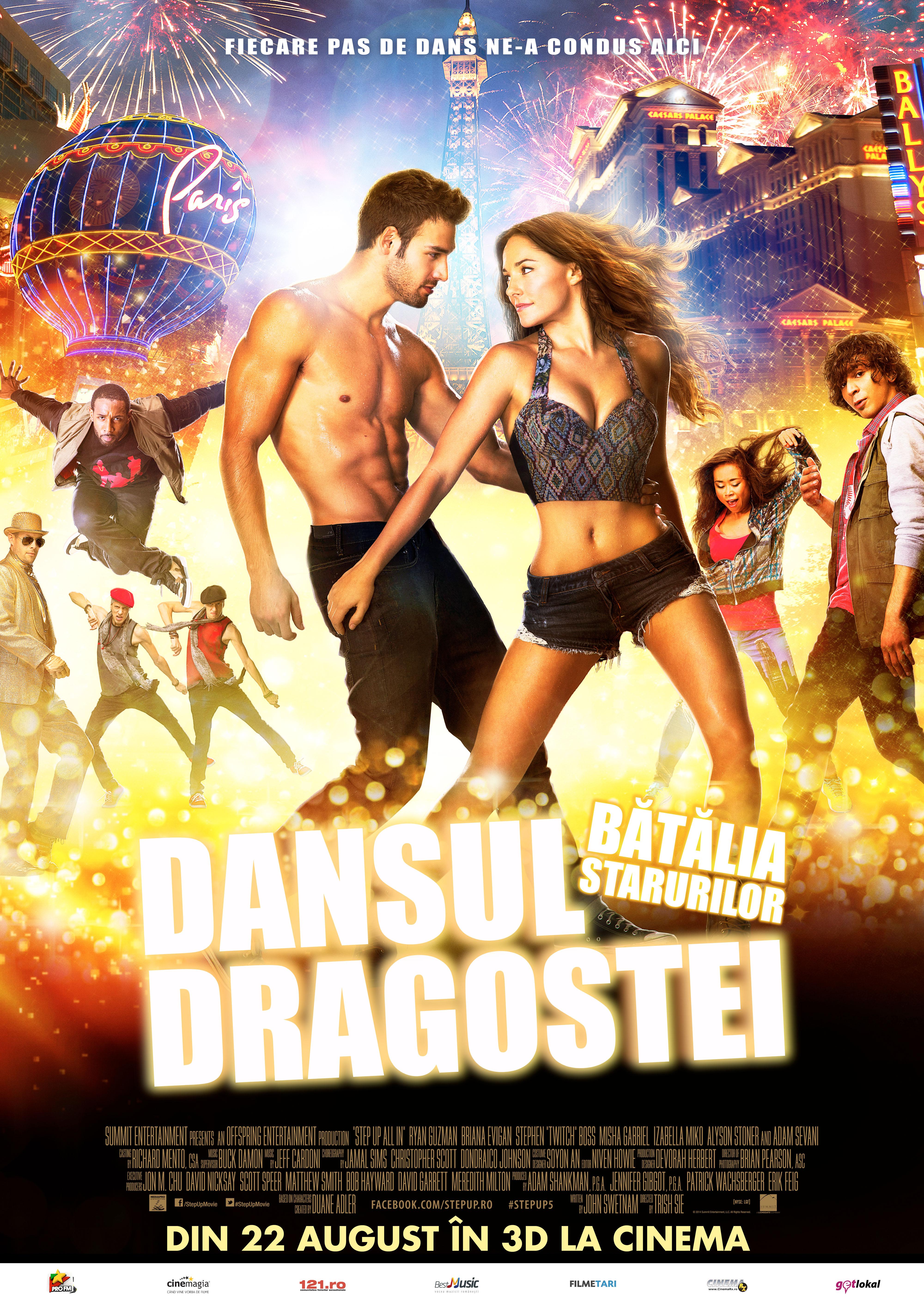 Dansul Dragostei 5: Batalia Starurilor – 3D   (Premiera)