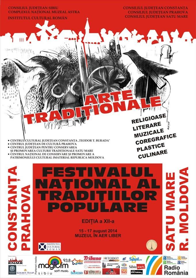 Festivalului Naţional al Tradiţiilor Populare