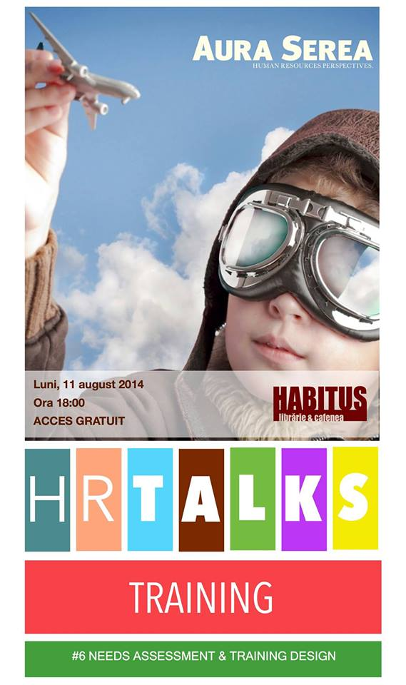 #6 HR Talks | Training | Needs Assessment & Training Design