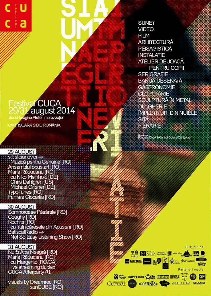 Festival CUCA 2014