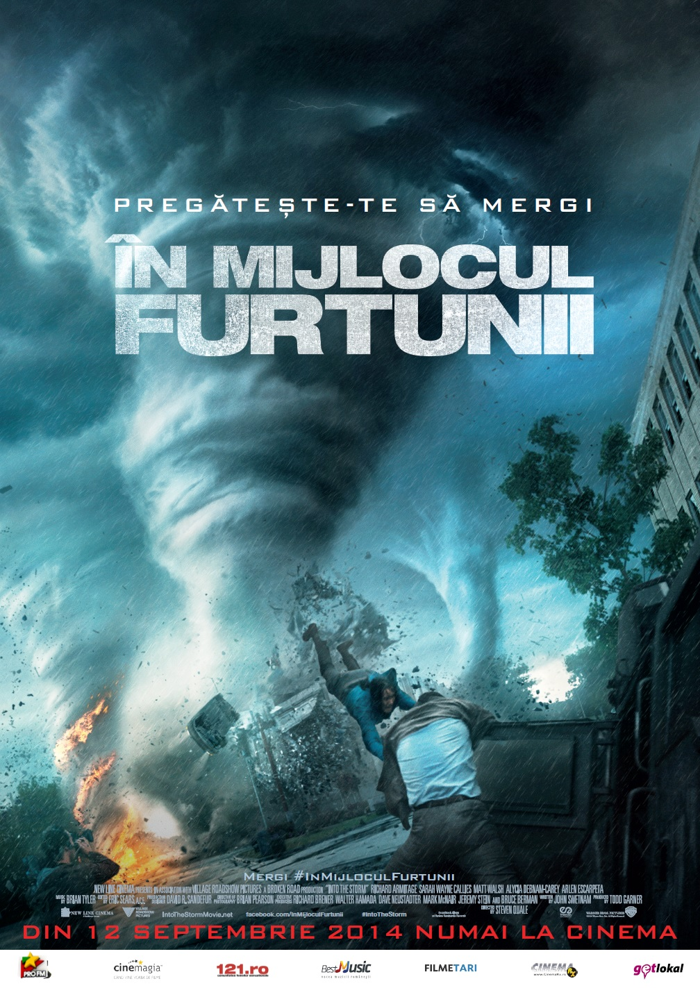 In mijlocul furtunii / Into the Storm (Premiera)