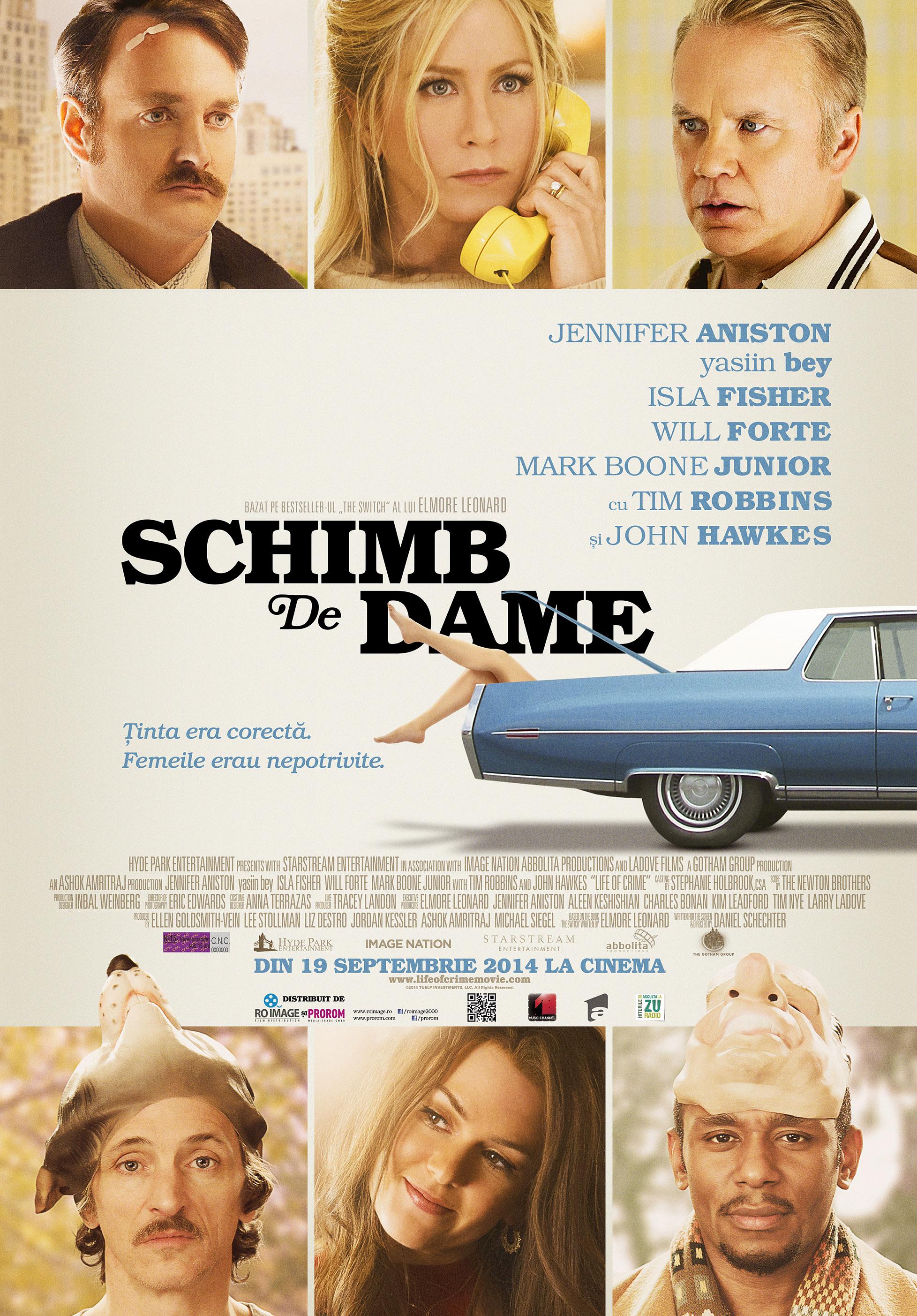 Schimb de dame / Life of Crime (Premiera)