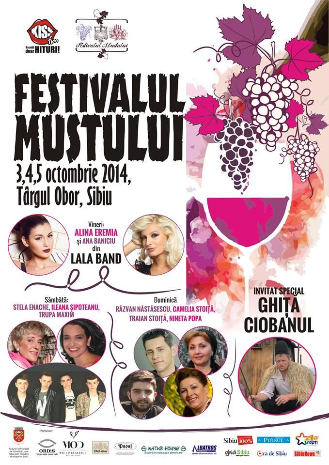 Festivalul Mustului