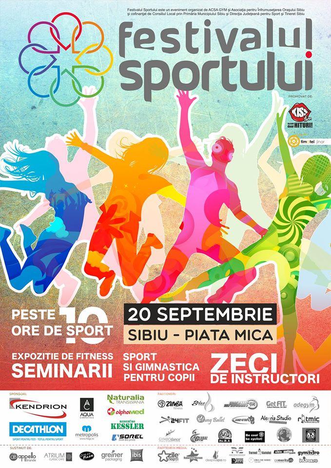 Festivalul Sportului 2014