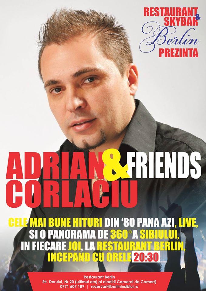 Adrian Corlaciu LIVE!