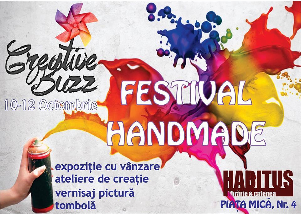 CREATIVE BUZZ - FESTIVAL HANDMADE