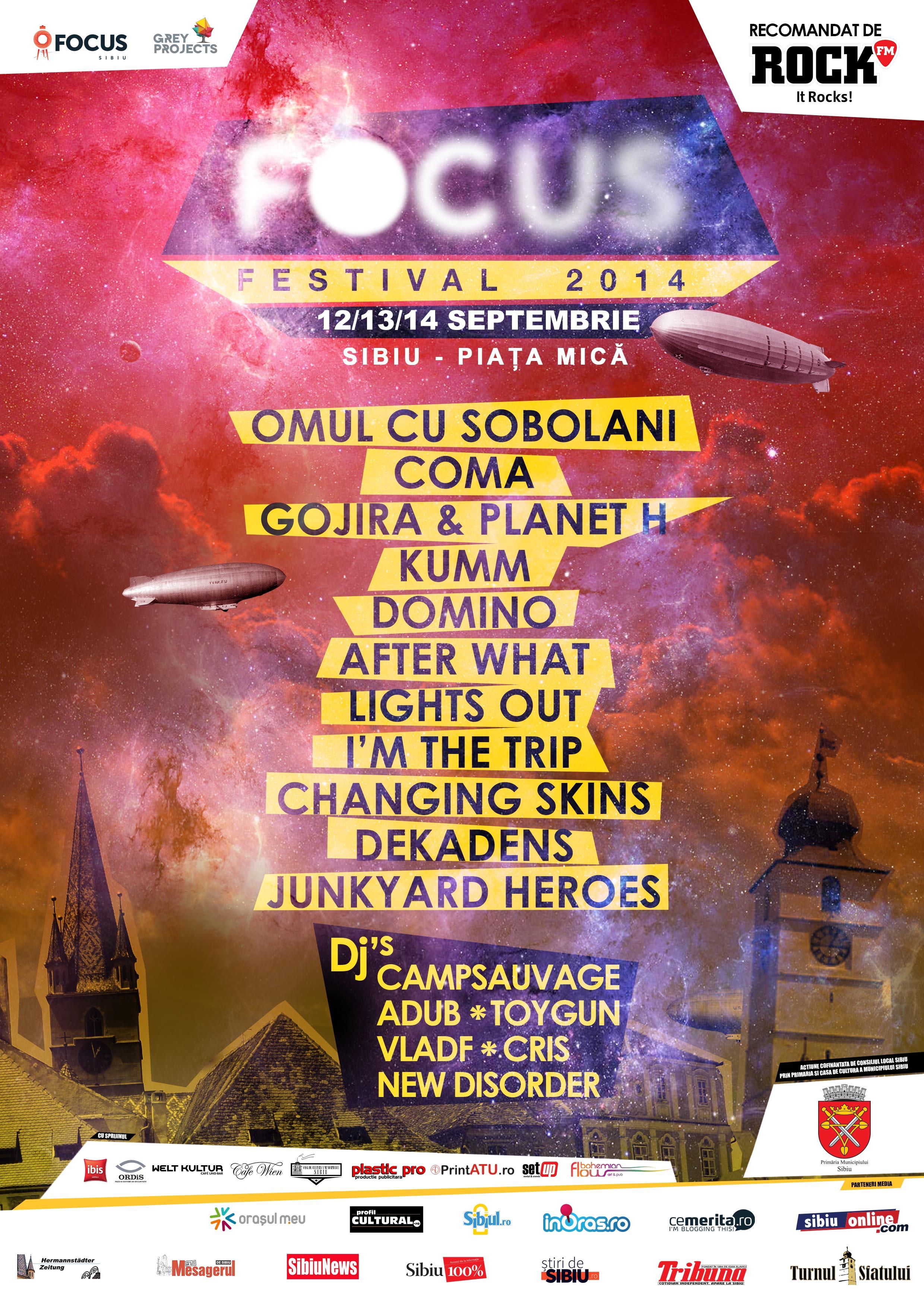 Focus Festival 2014