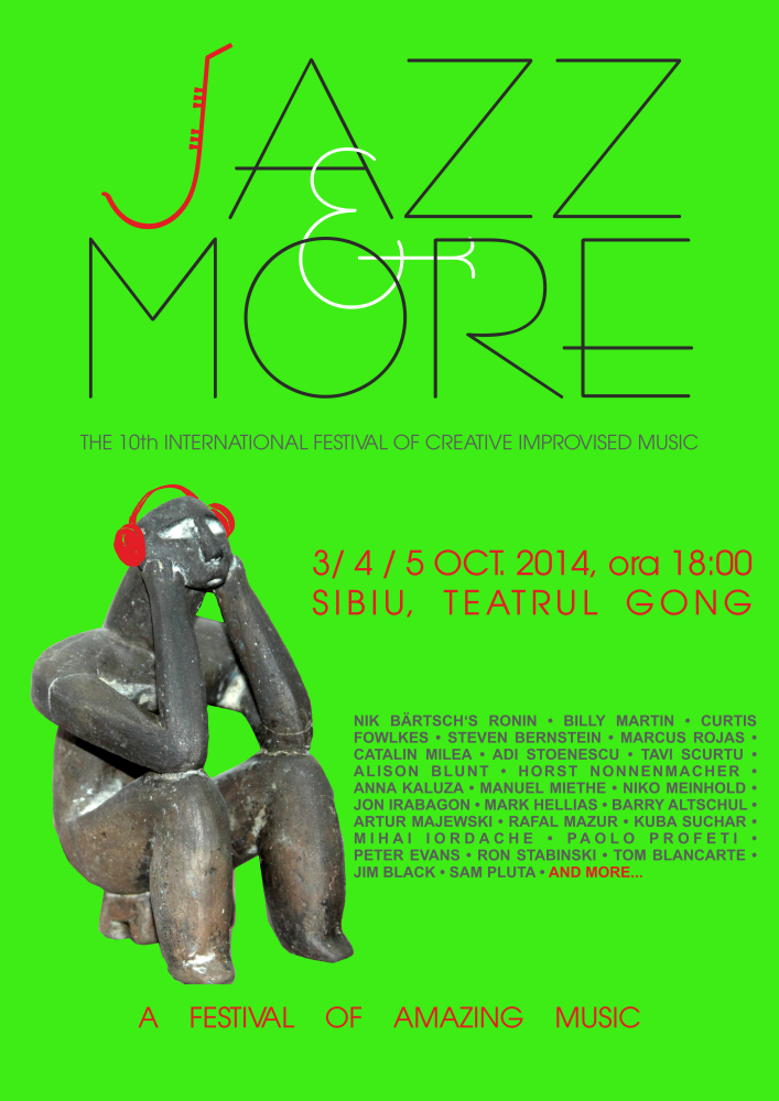 Jazz And More Festival Sibiu
