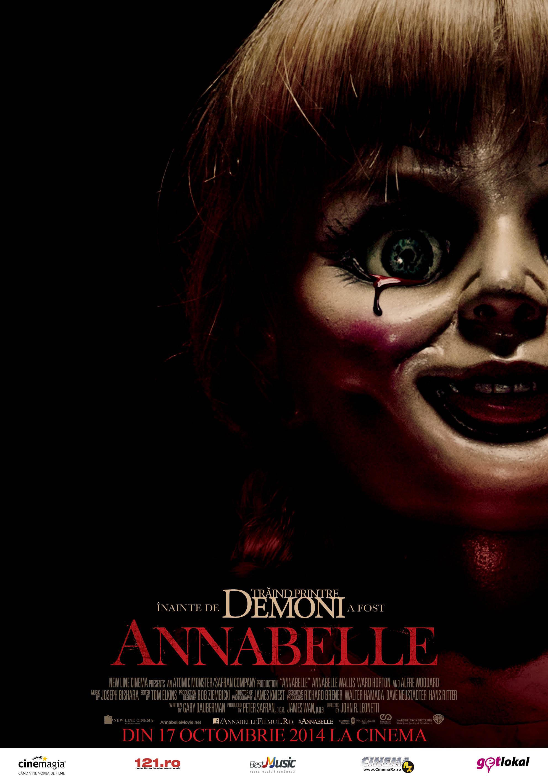 Annabelle (Premiera)