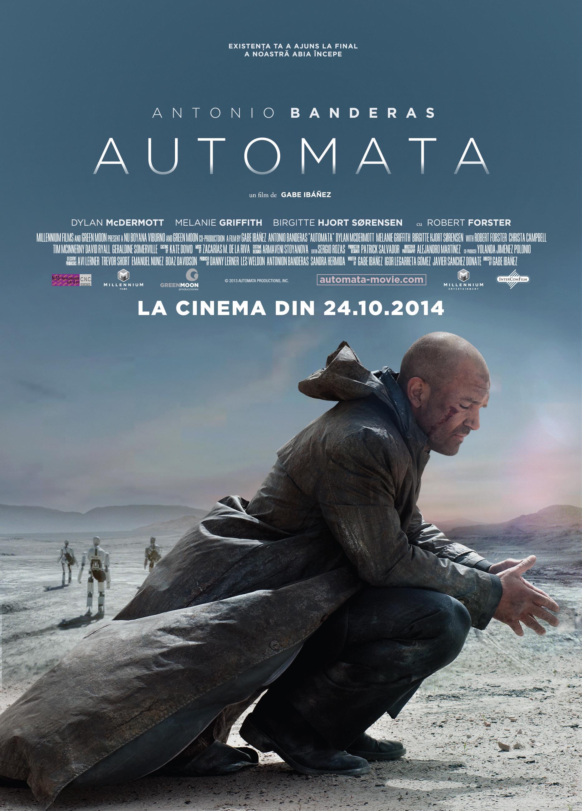 Automata (Premiera)