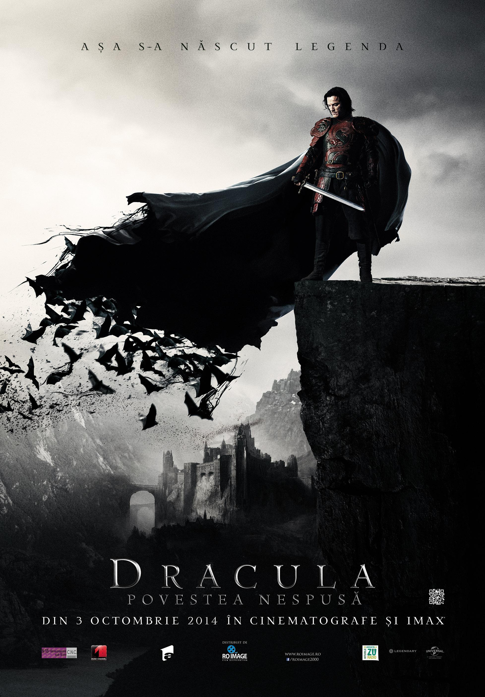 Dracula: Povestea nespusa / Dracula Untold