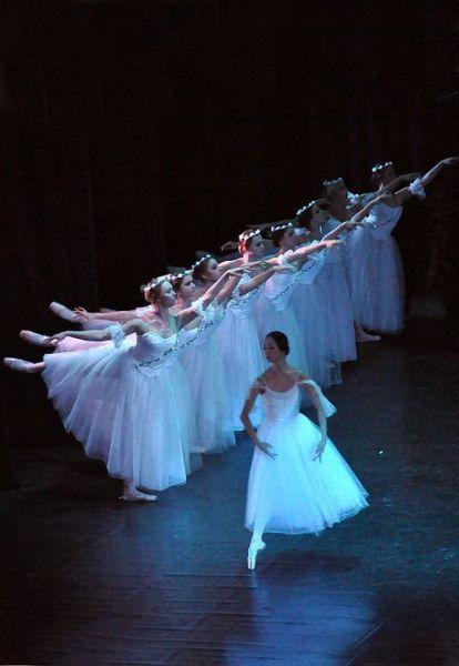 Giselle - spectacol de balet clasic