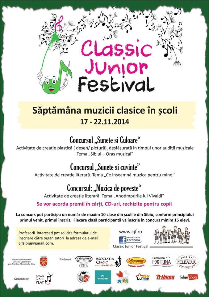 Classic Junior Festival
