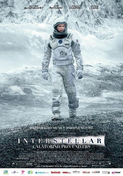 Interstellar: Calatorind prin Univers (Premiera)