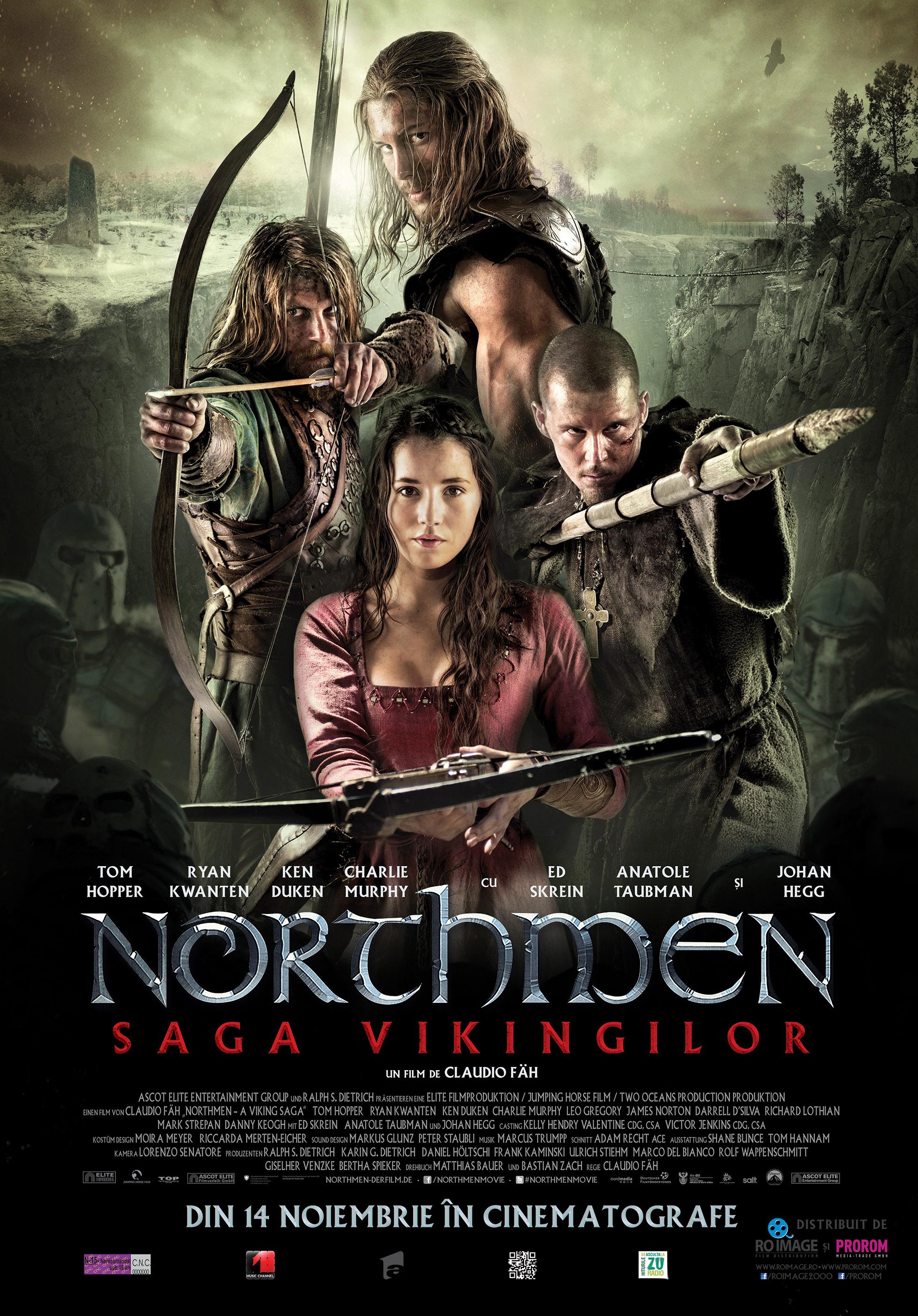Northmen: Saga Vikingilor / Northmen: A Viking Saga (Premiera)