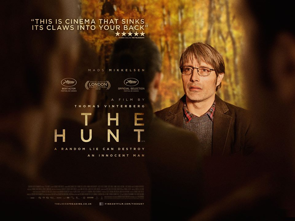 """CINEFIDEL: Proiectie la Teatrul Gong - """"The Hunt / Vânătoarea"""" (2012)"""