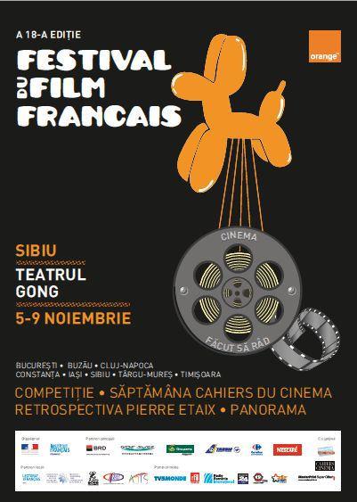 Festivalul Filmului Francez la Sibiu