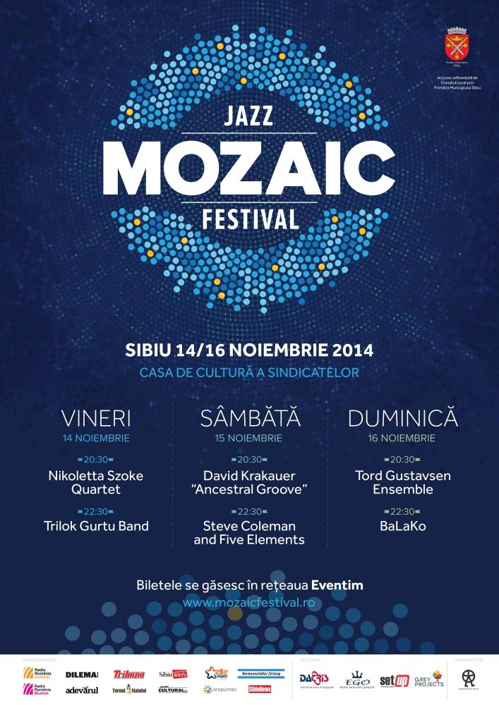 Mozaic Jazz Festival