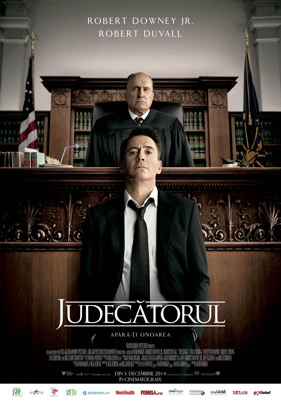 Judecatorul / The Judge (Premiera)