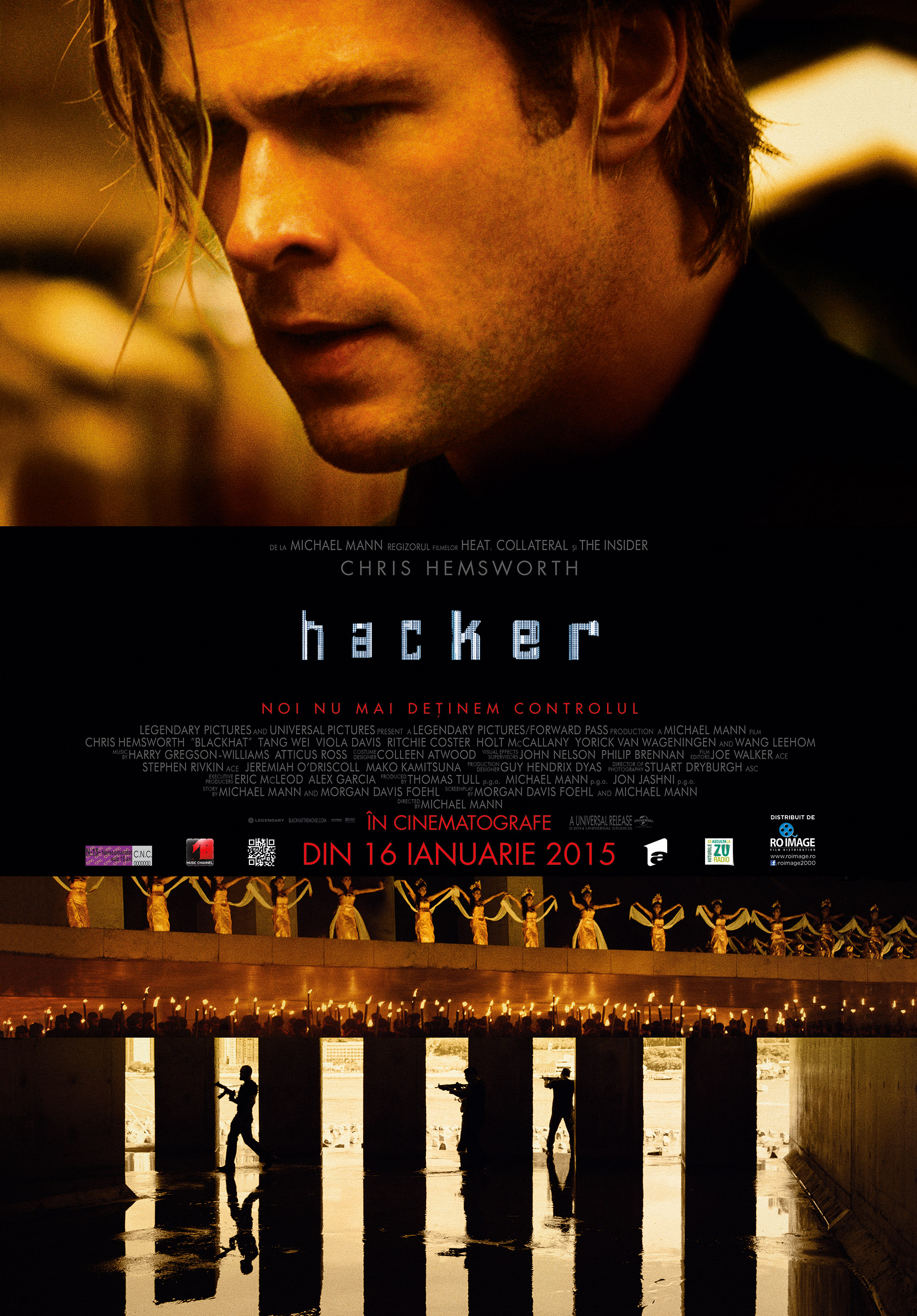Hacker / Blackhat (Premiera)