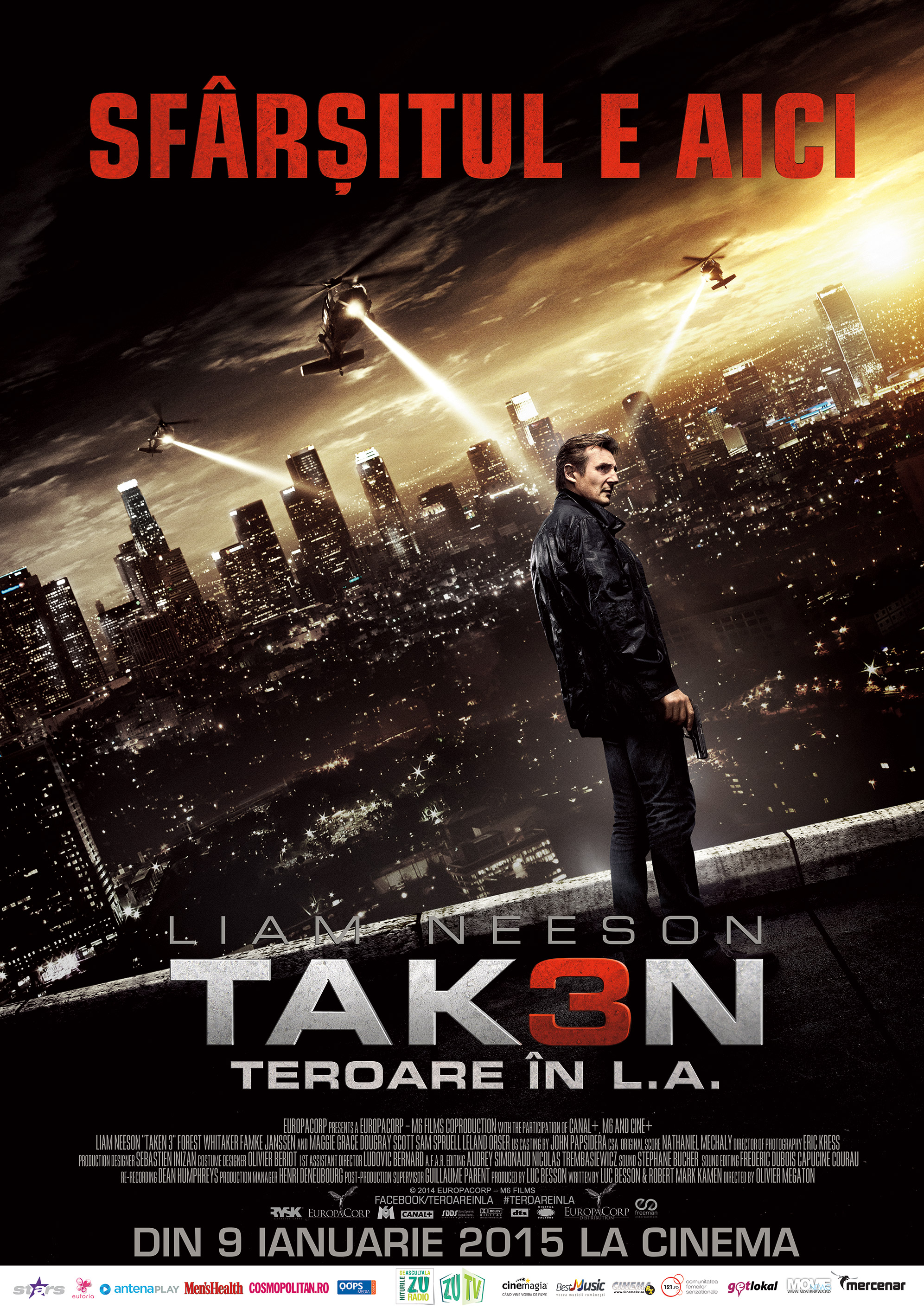 Tak3n / Taken 3: Teroare in L.A.