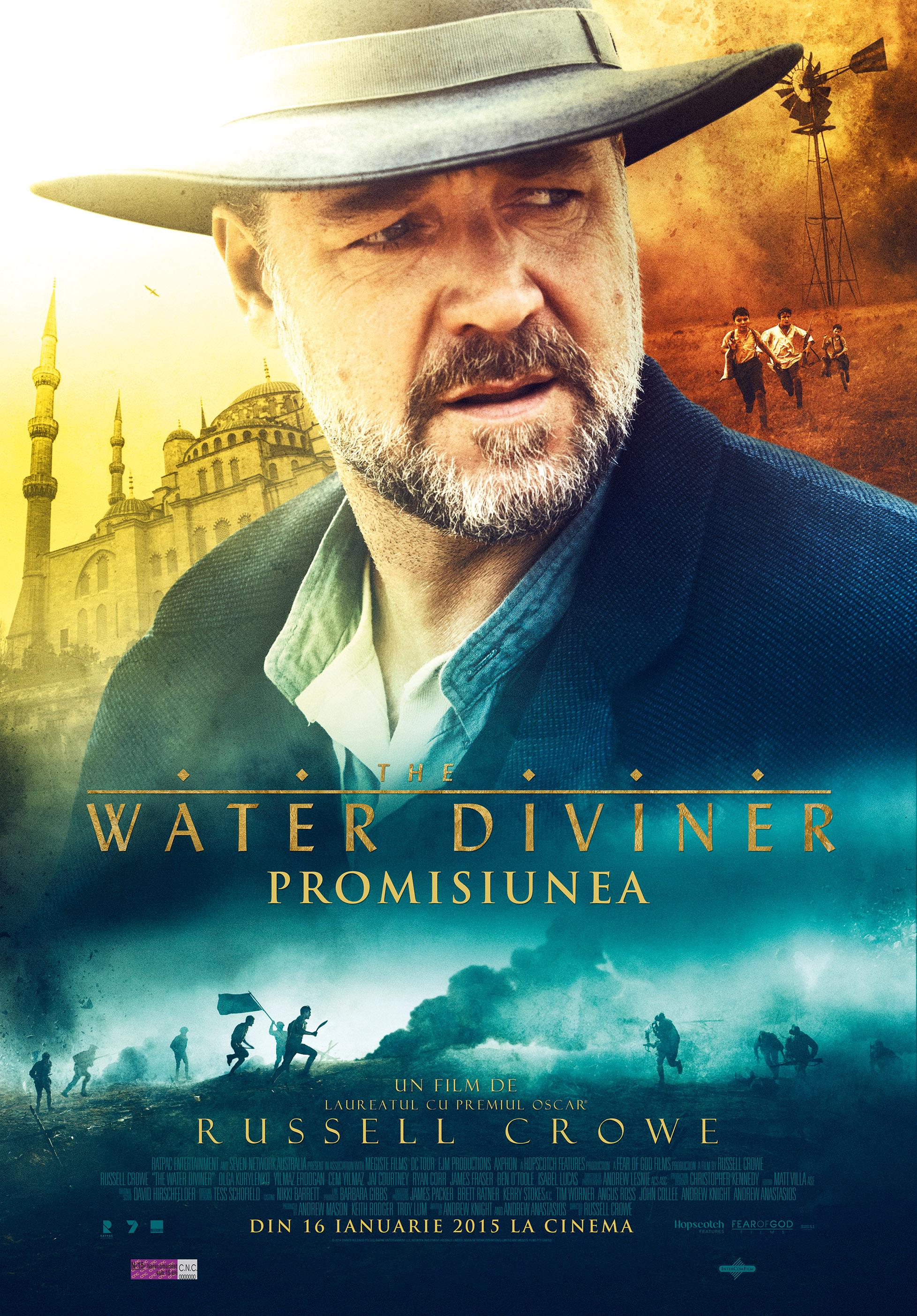 The Water Diviner: Promisiunea (Premiera)