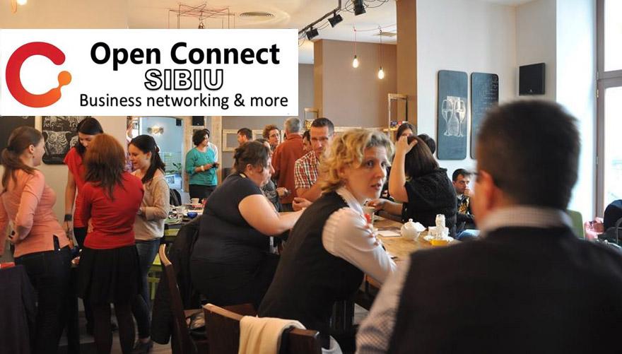 Open Connect Sibiu