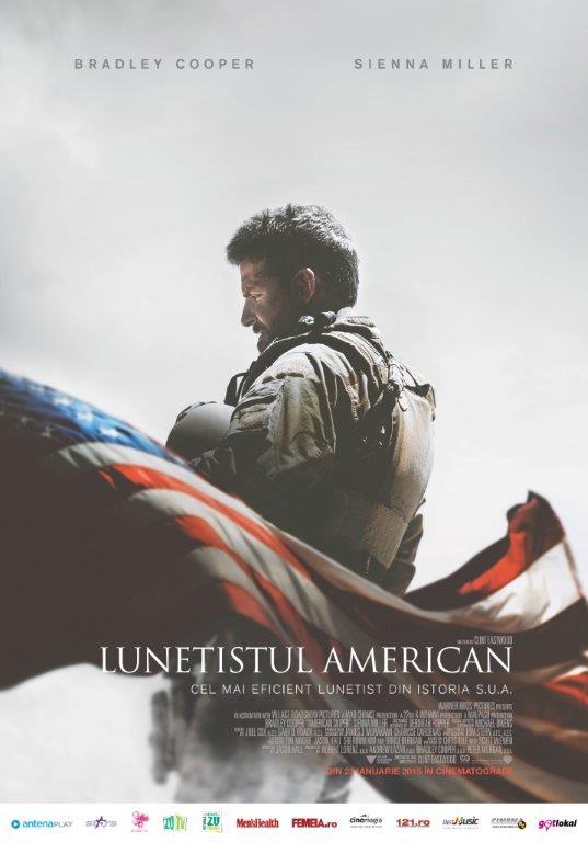 Lunetistul American / American Sniper (Premiera)