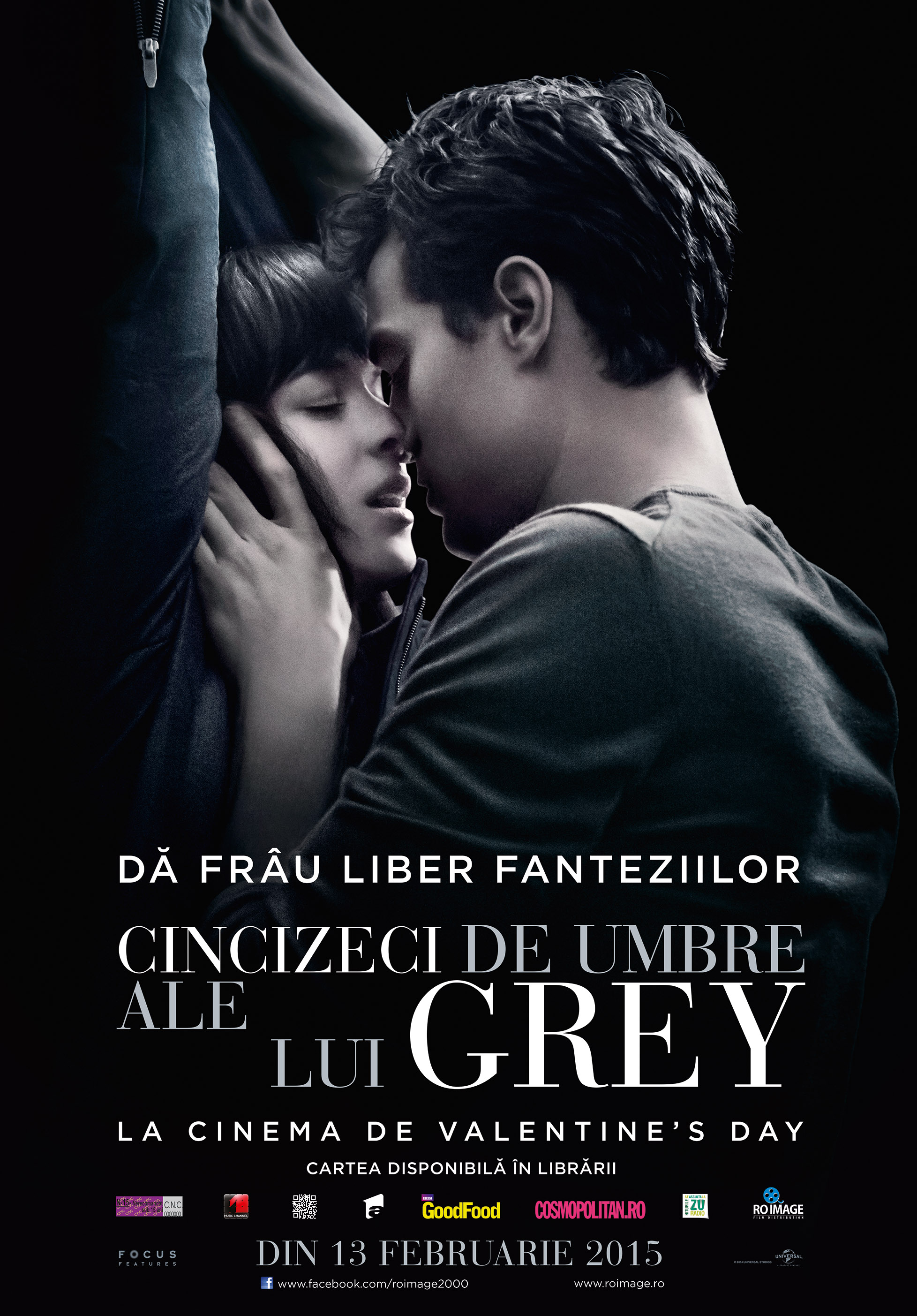 Cincizeci de umbre ale lui Grey / Fifty Shades of Grey (Premiera)