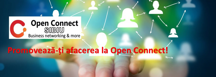 Open Connect Sibiu - Business networking & more