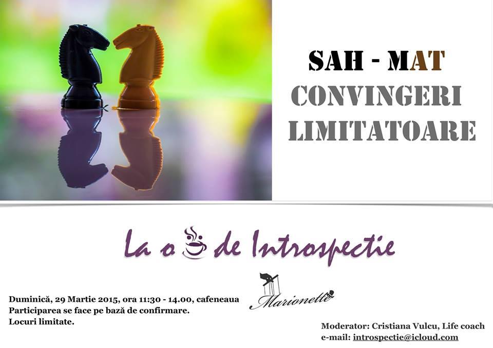 SAH-MAT Convingeri limitatoare