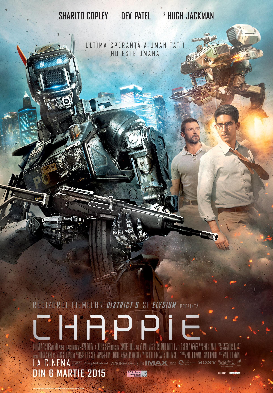 Chappie (Premiera)