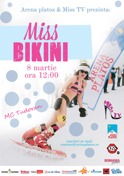 Miss Bikini Arena Platoș