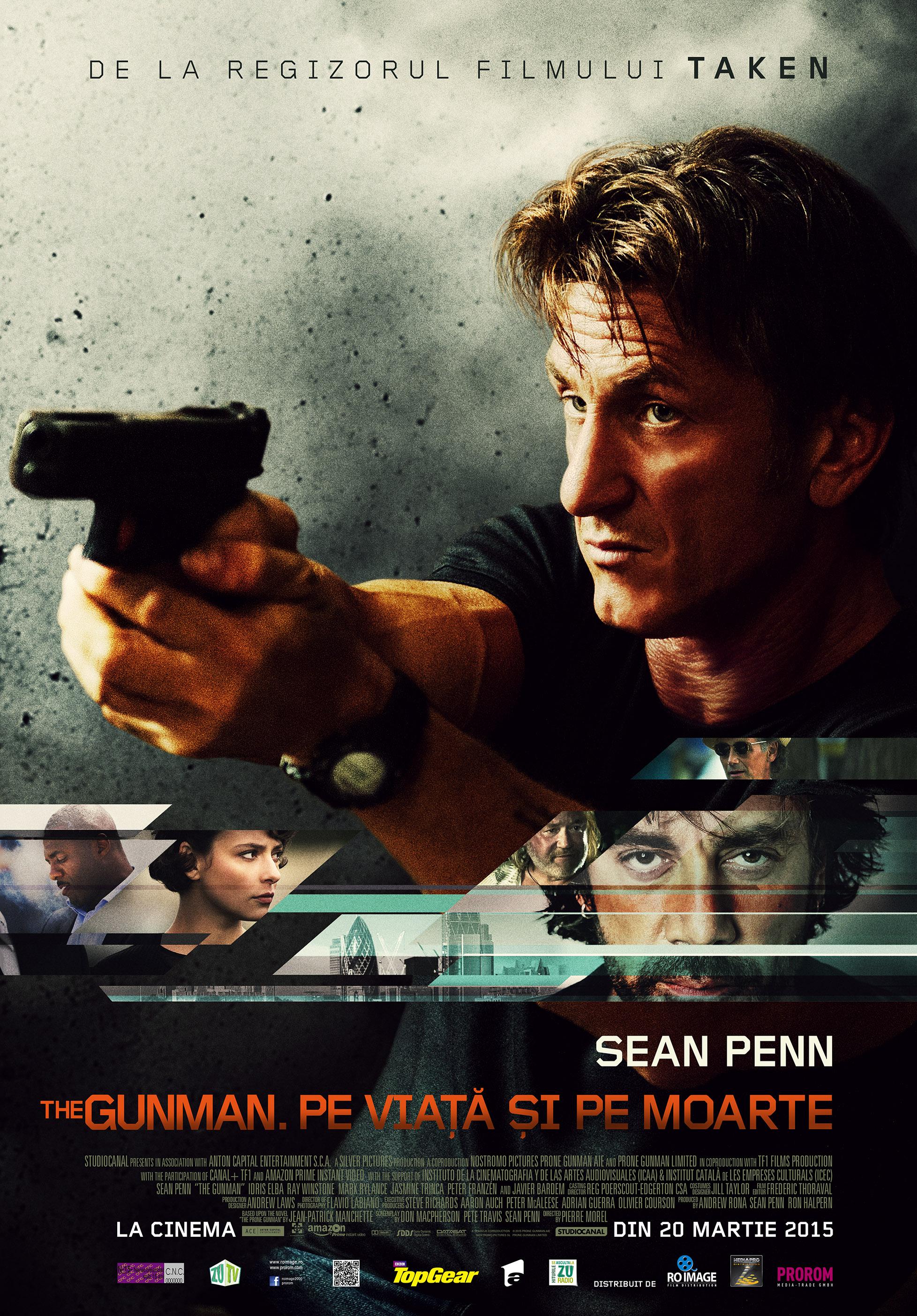 The Gunman: Pe viata si pe moarte (Premiera)