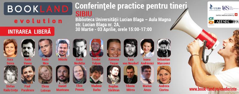 Conferintele practice BookLand Evolution
