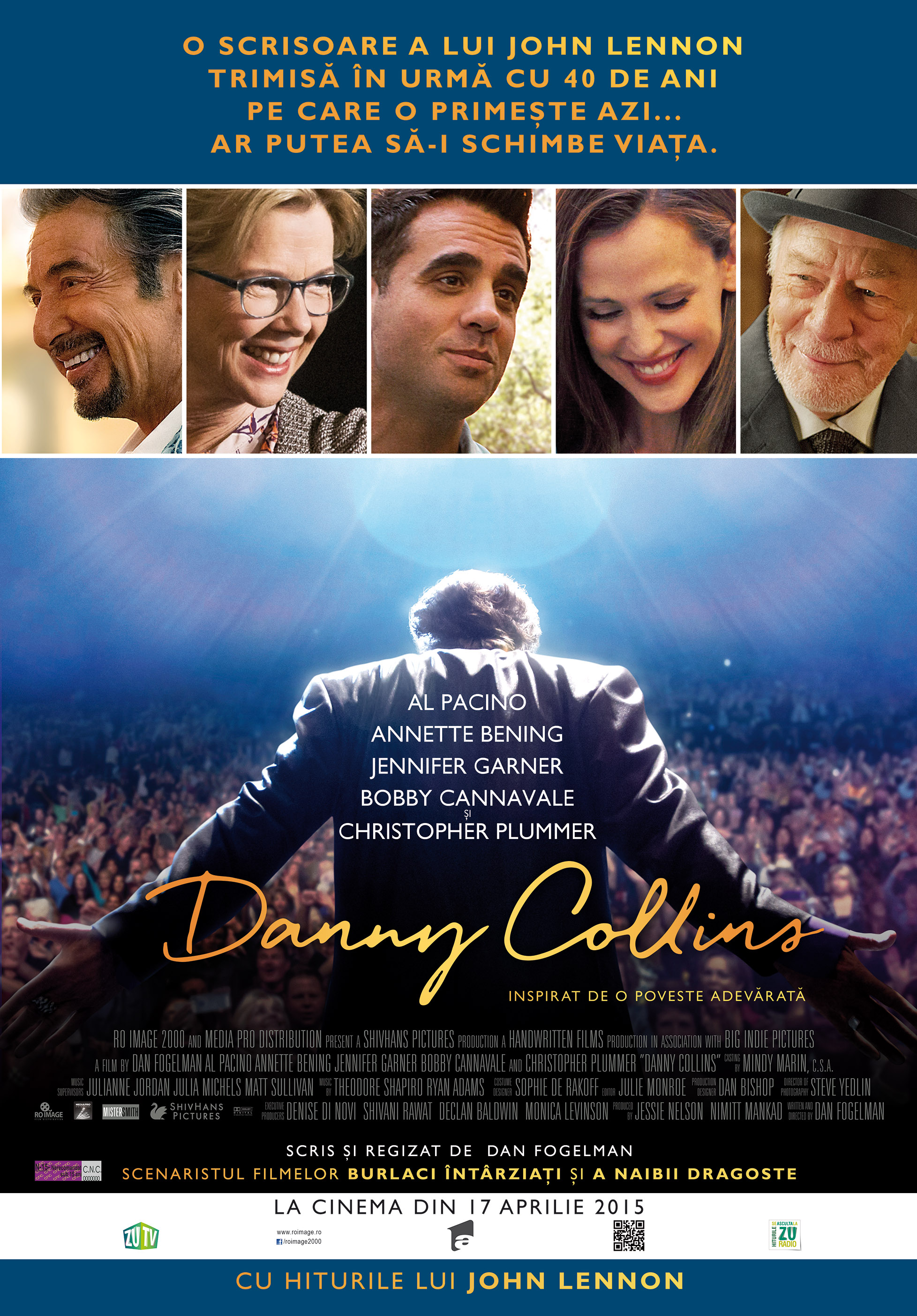 Danny Collins (Premiera)