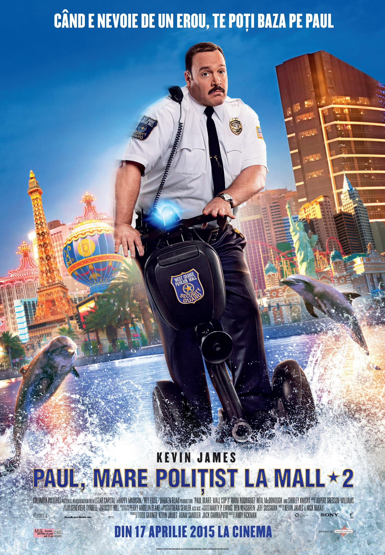 Paul Blart Mall Cop 2 / Paul, mare politist la Mall 2 (Premiera)