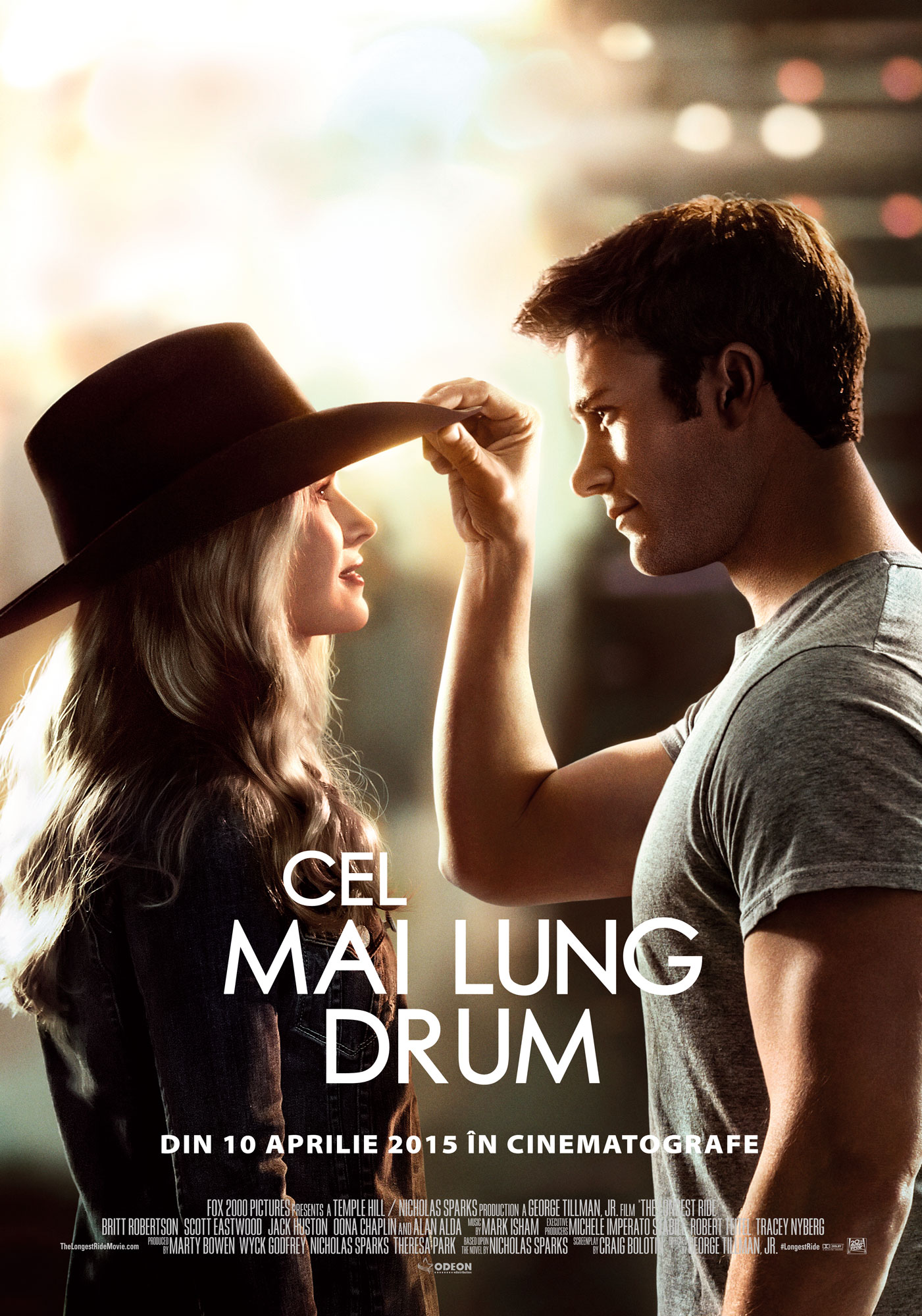 Cel mai lung drum / The Longest Ride (Premiera)