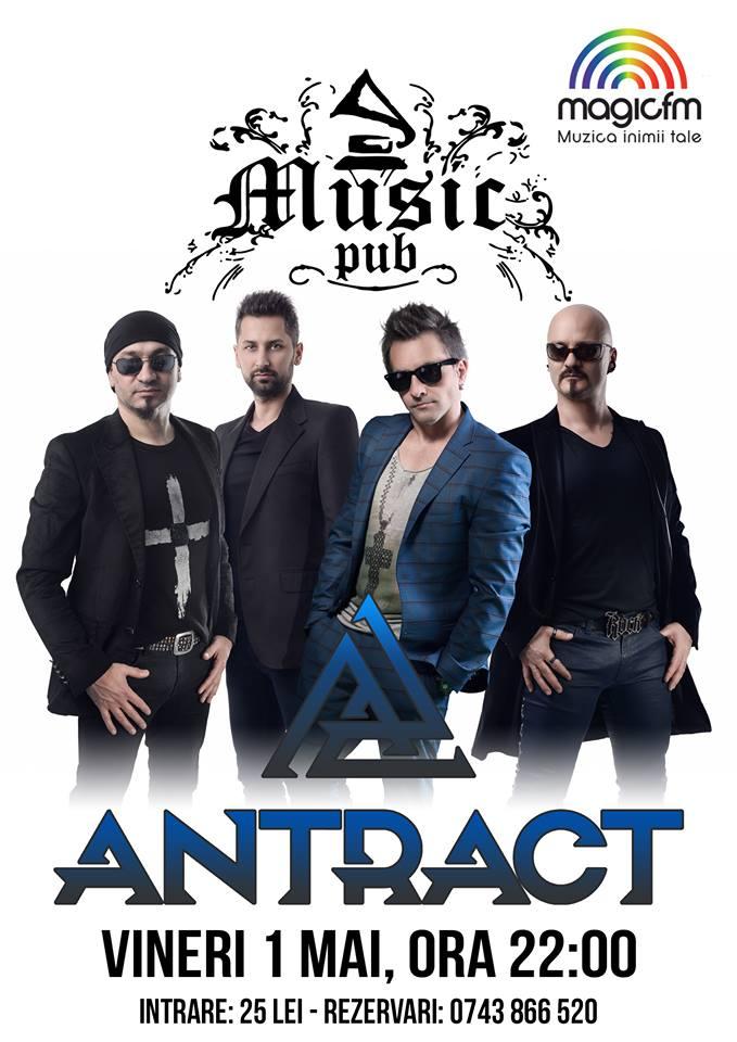 Concert Antract în Music Pub