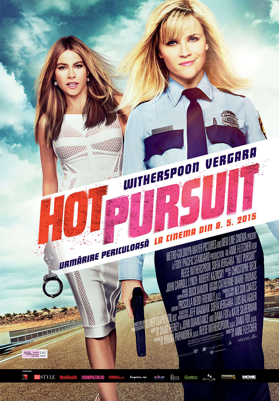 Hot Pursuit: Urmarire periculoasa (Premiera)