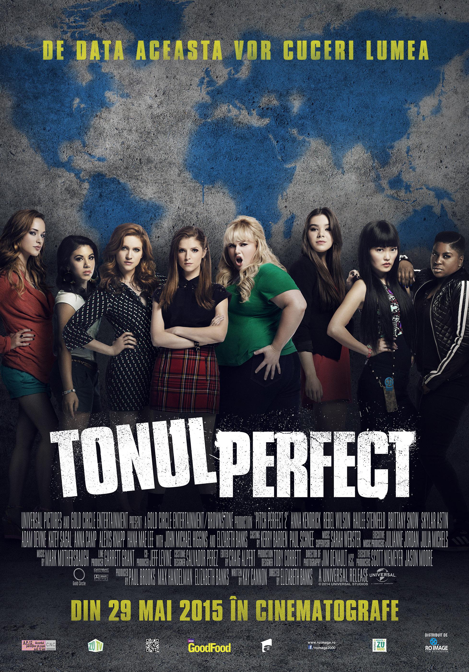 Tonul perfect / Pitch Perfect 2 (Premiera)
